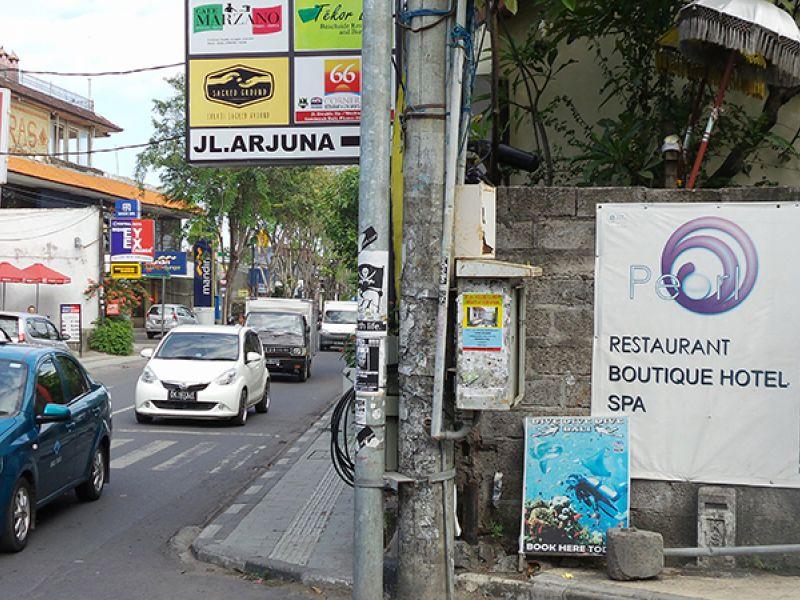 Jl. Arjuna