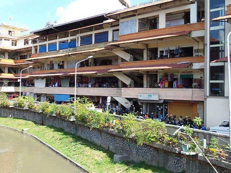 Kumbasari Market (Pasar Kumbasari)