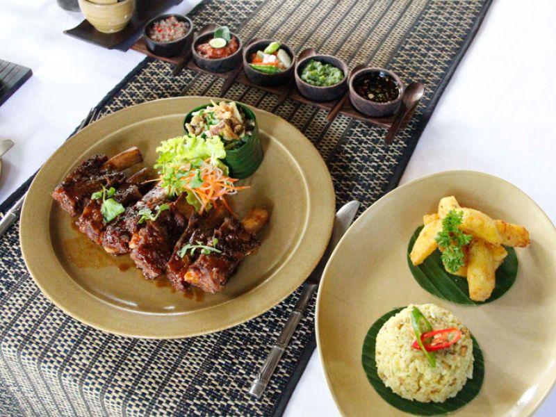 Balinese Pork Rib