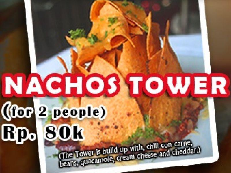 Nachos Tower