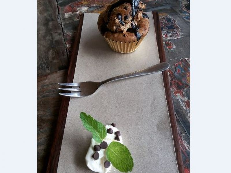 Grean Tea Cupcakes