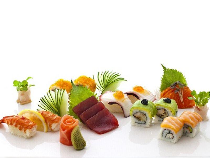 Sashimi Temptations