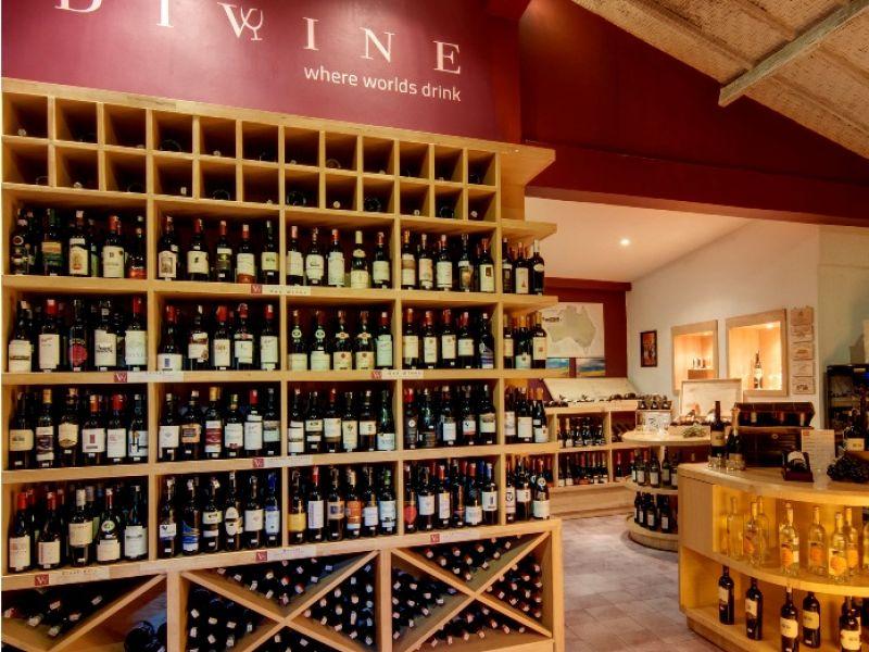 Divine Wine Shop