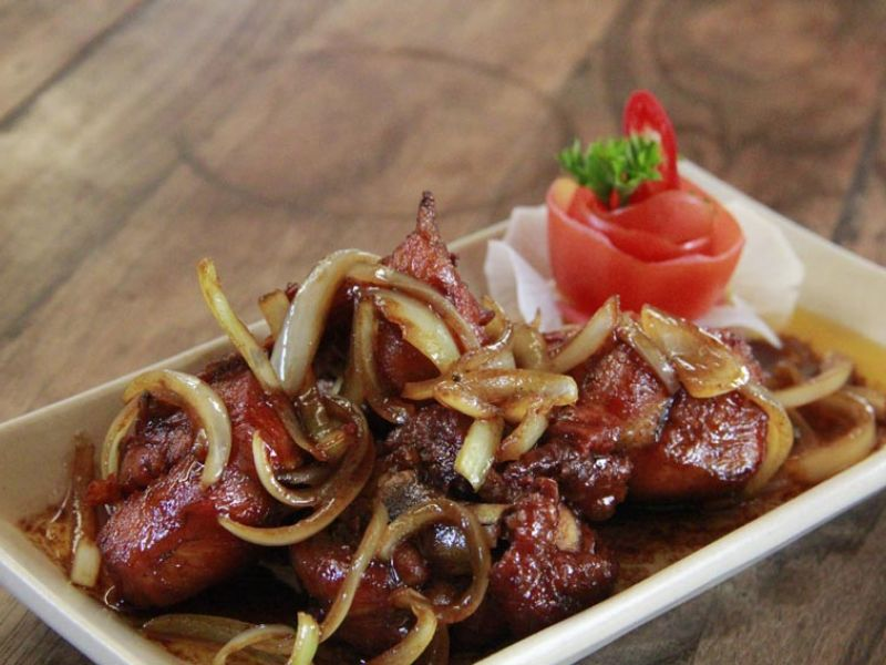 Chinese Indonesian dish