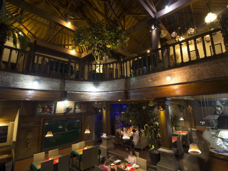 Bali Seafood Paluto Restaurant Menu