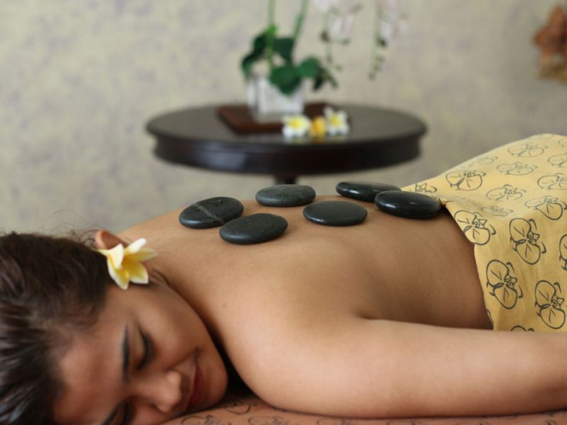 Stone Bali Orchid Spa