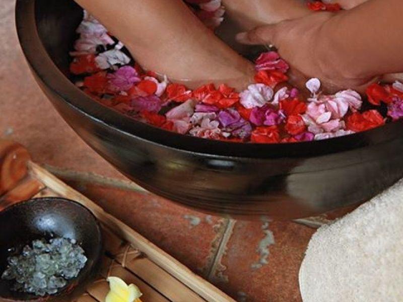 Javanese Lulur Bath