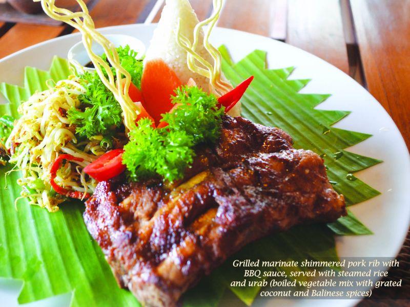 BBQ Pork Rib