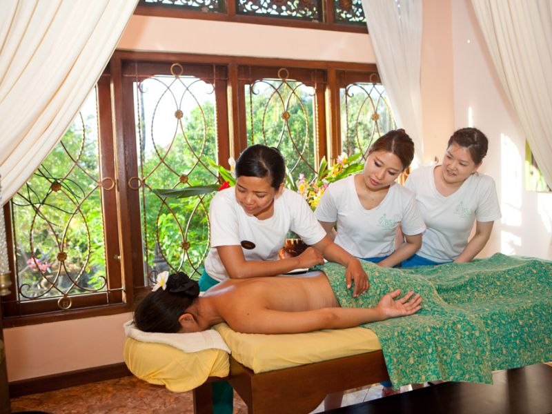 Bali International Spa Academy