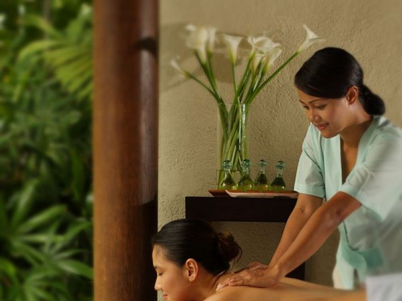 Spa at The Samaya