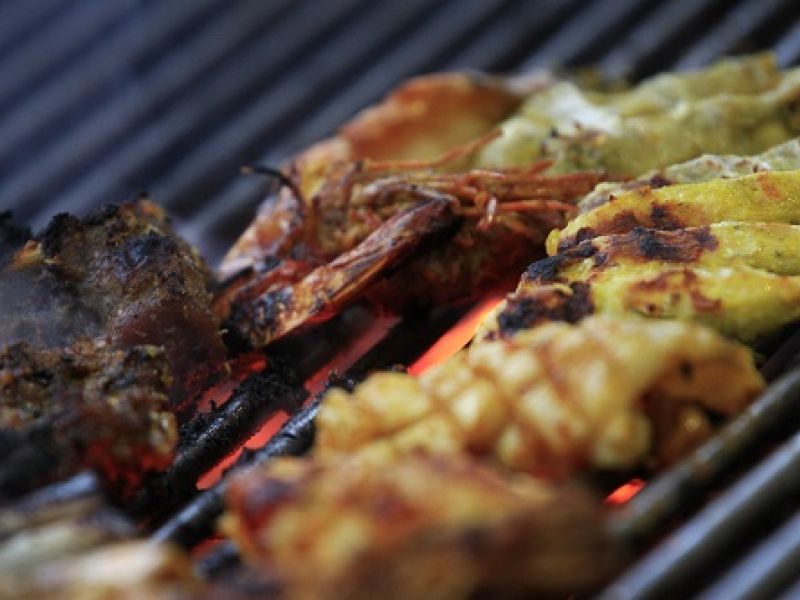 Grilled Assorted Barbeque