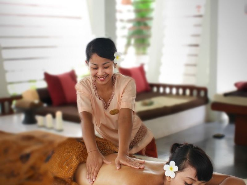 Body Massage Rejuvenation