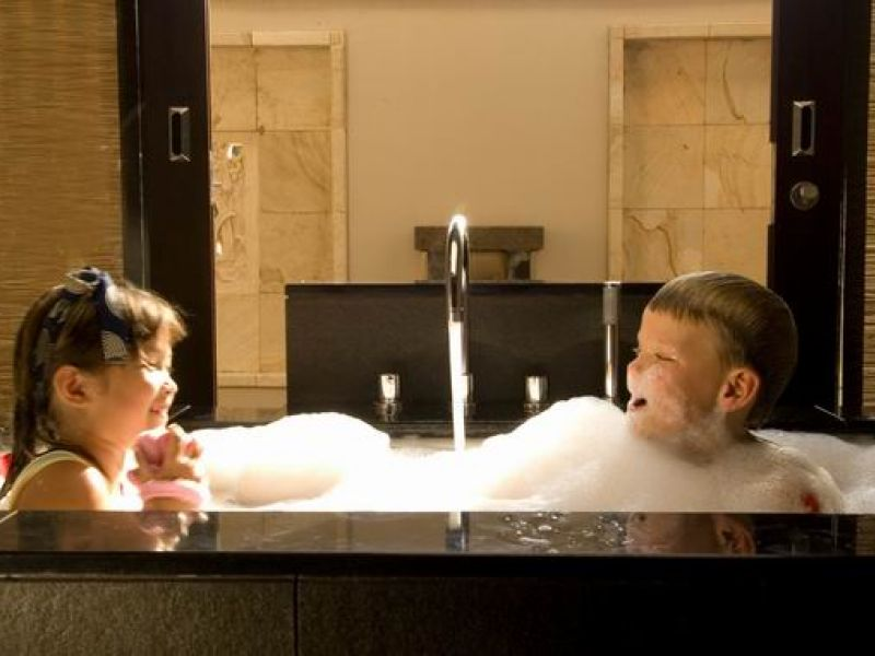 Kid's Bubble Bath