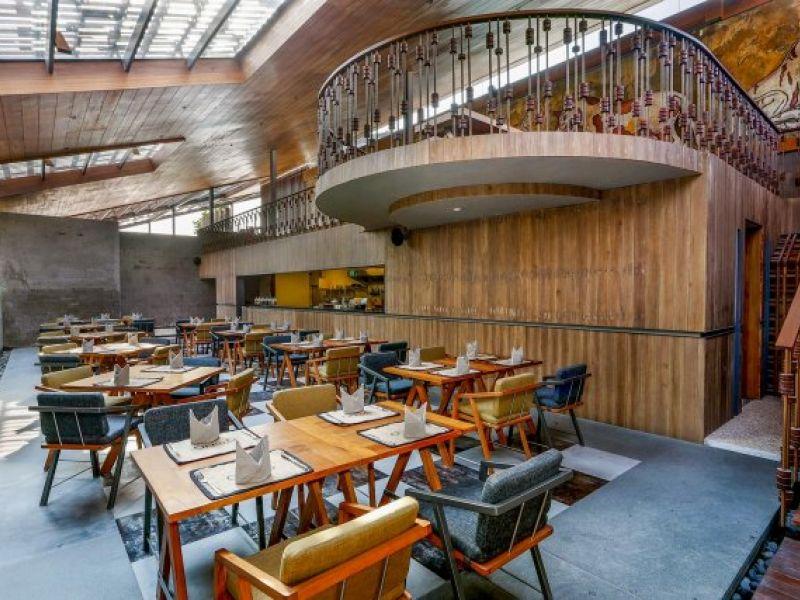 GONG Restaurant (The Santai Villa)