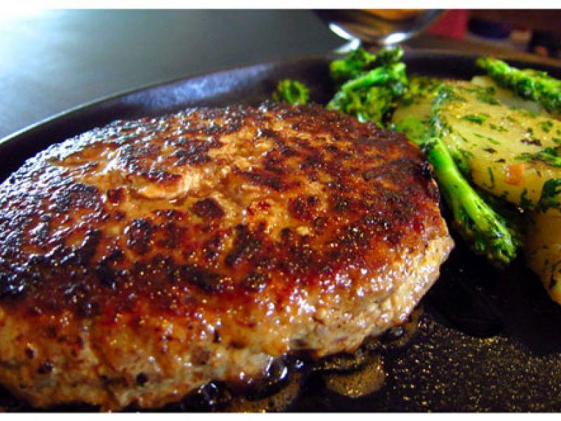 Hamburger Steak