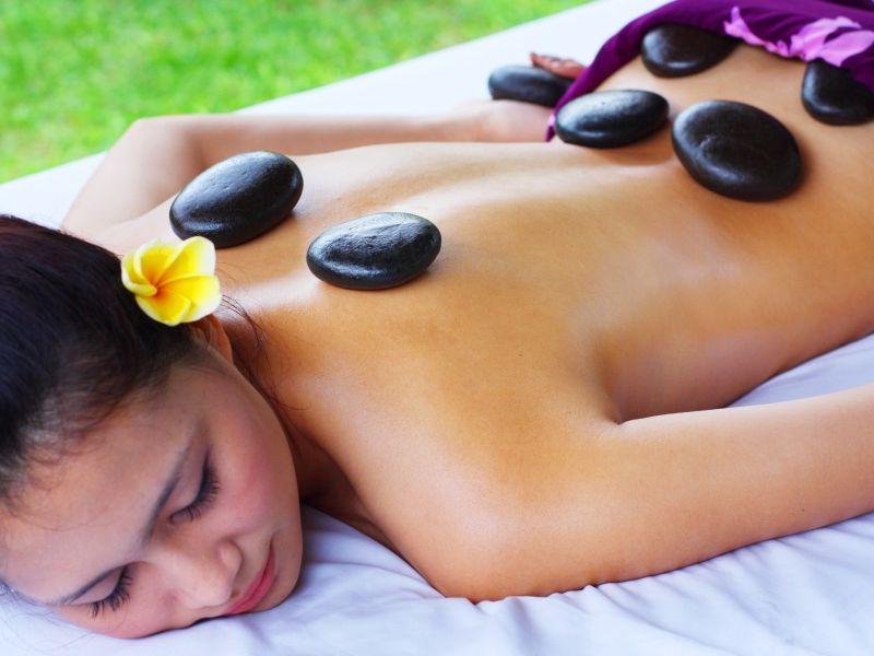 Warm Stone Therapy