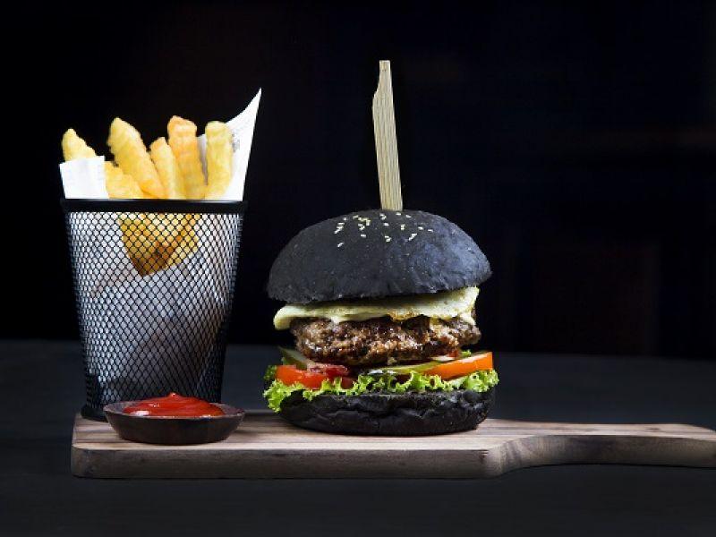 Aussie Beef Burger