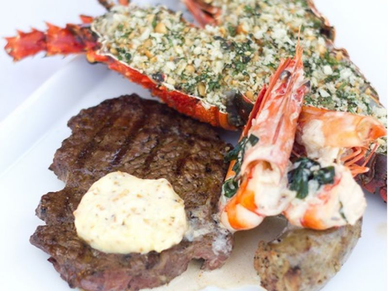 Bali Cardamon Surf and Turf