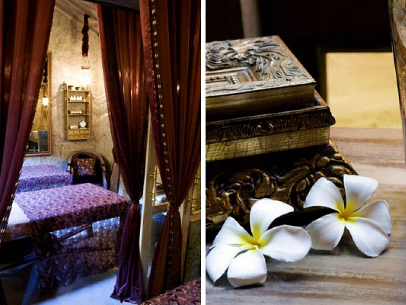 Henna Spa at Balquisse Heritage Hotel