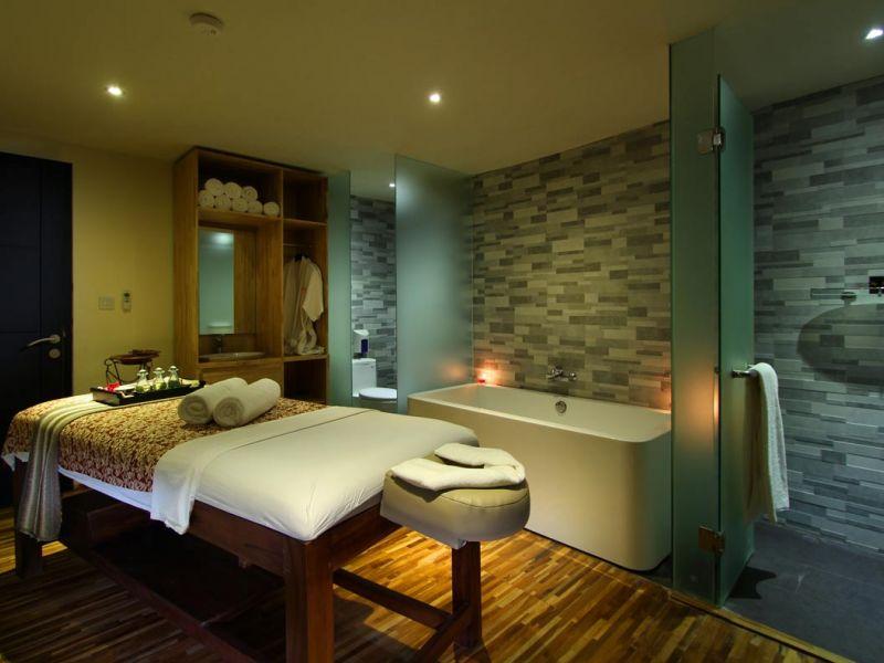 Drupadi Spa Room