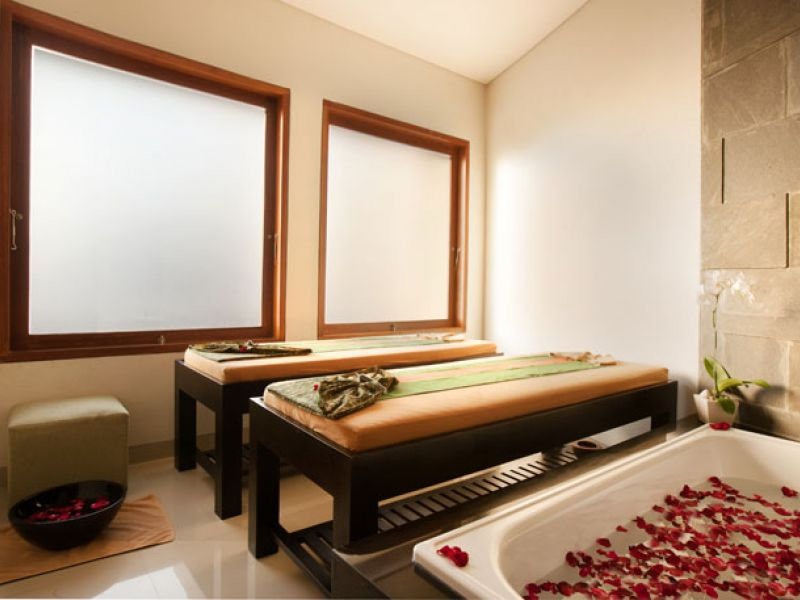 Samaja Spa at Samaja Bali Villas