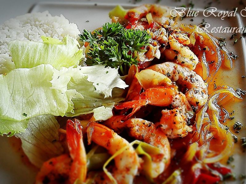 Prawn Sweet Sour Sauce