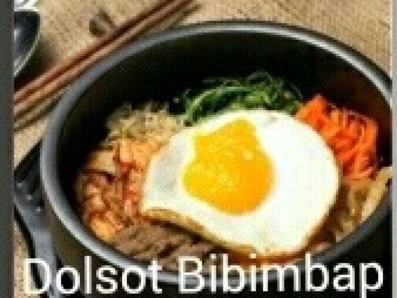 Dolsot Bibimbap