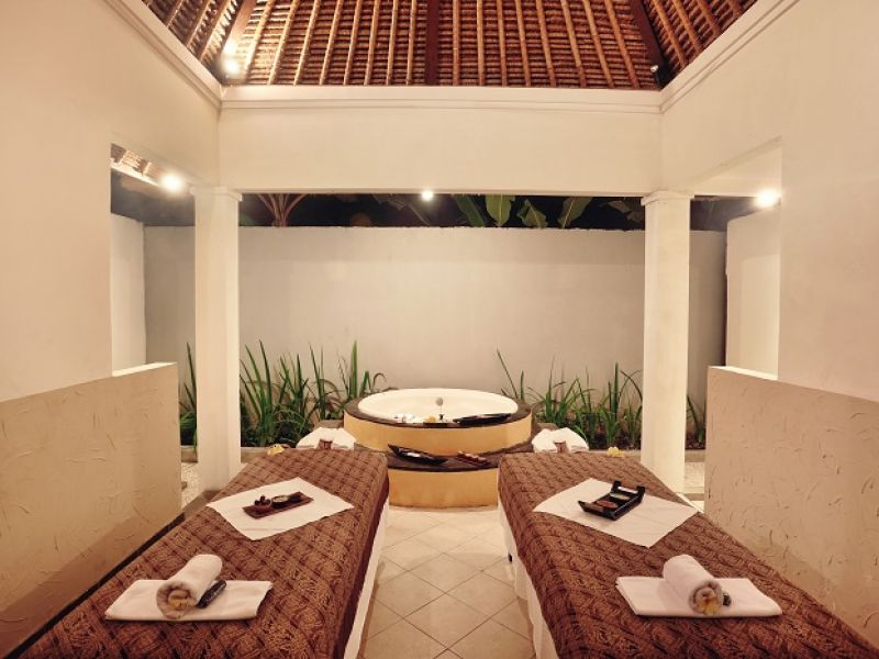Nirwana Spa Candidasa at Nirwana Resort & Spa Candidasa