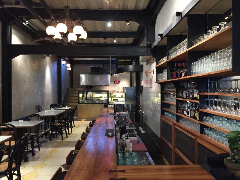 Arang-Sate Bar