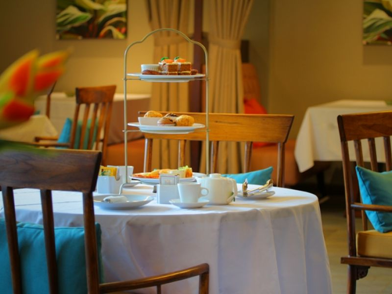 Spa Cafe and High Tea