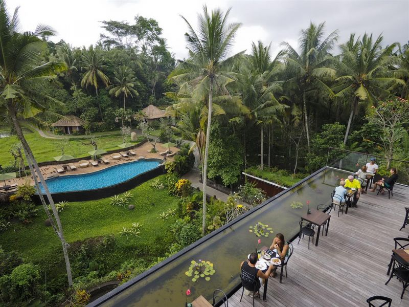 The View Restaurant by Plataran Resort Ubud