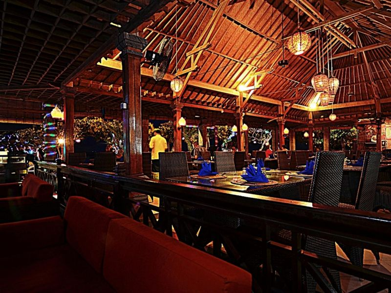 Baruna Beach Seafood Restaurant - Inna Grand Bali Beach