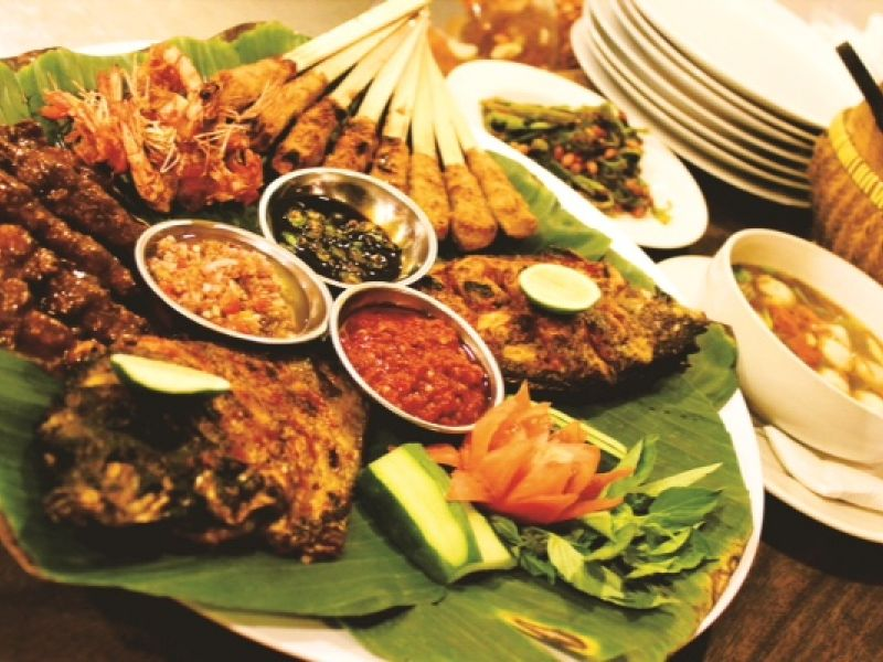 Package Indonesian Food