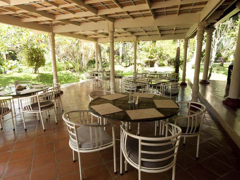 Bali Starling Restaurant at Bali Bird Park
