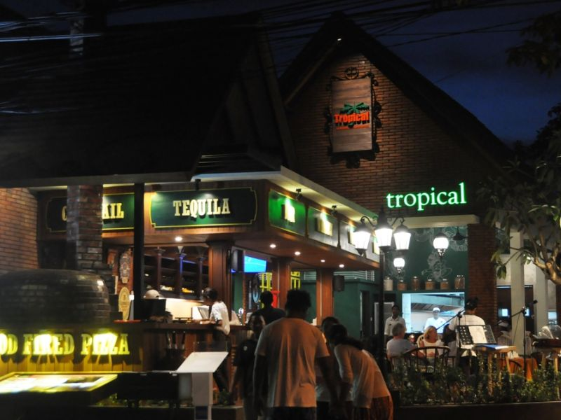 Tropical Tanjung Benoa