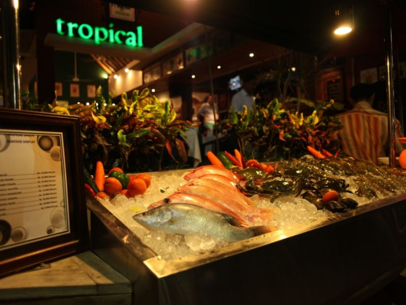 Tropical Resturant Sanur