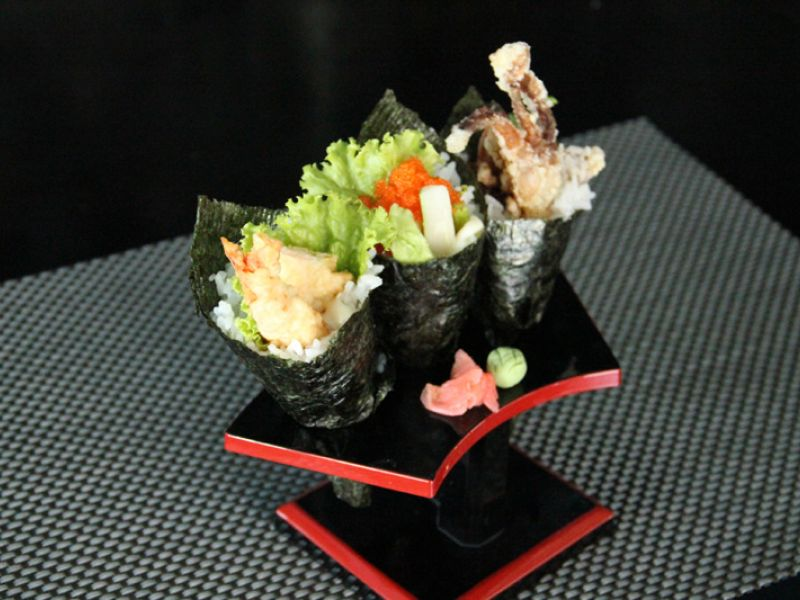 Temaki Combination