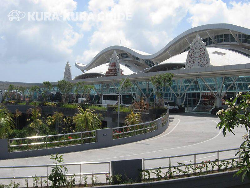 Bandara Internasional I Gusti Ngurah Rai, Bali | Kura Kura Guide