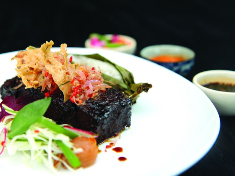 Chargrilled Angus Beef Short Rib