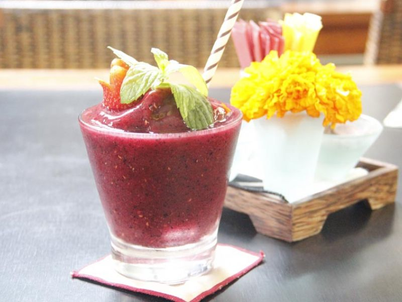 Granita Summer Berry