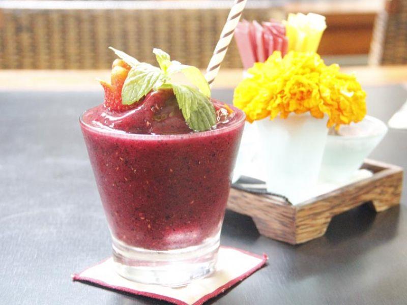 Granita Summer Berry