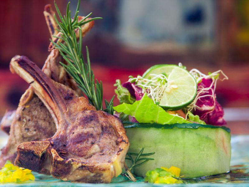 Greek-style Lamb