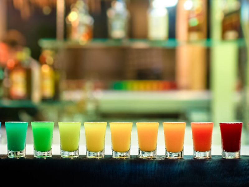Rainbow Shots (Buy 1 get 12)