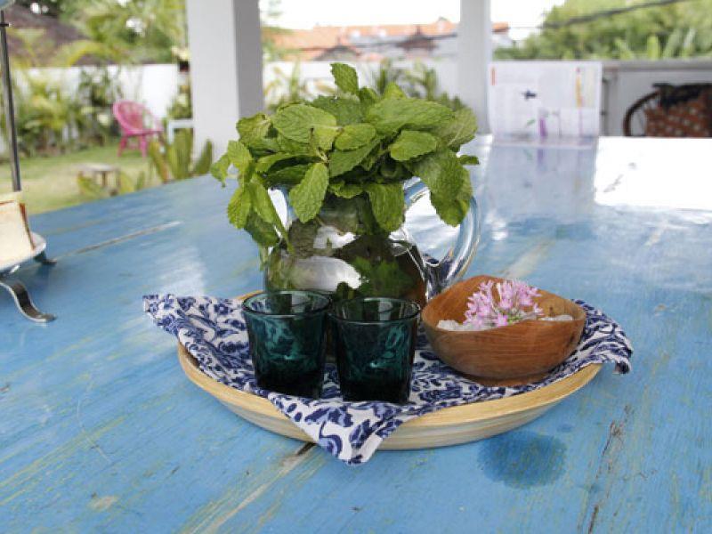 Moonlight Mint Tea