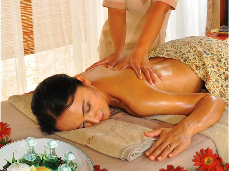 Balinese Massage  (1 hour)