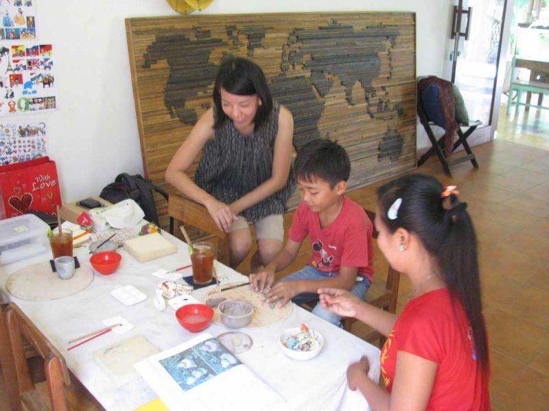 Pottery-making Workshop