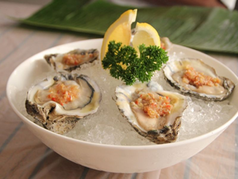 US Oyster