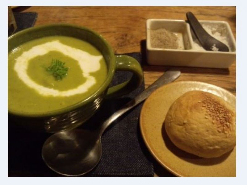 Vegetable Cream Soup (Large)