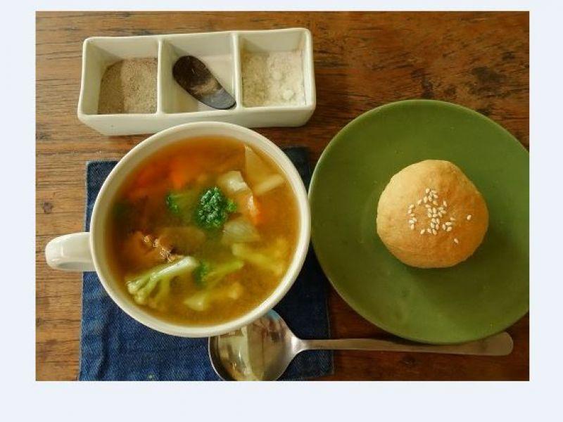 Miso Soup (Large)