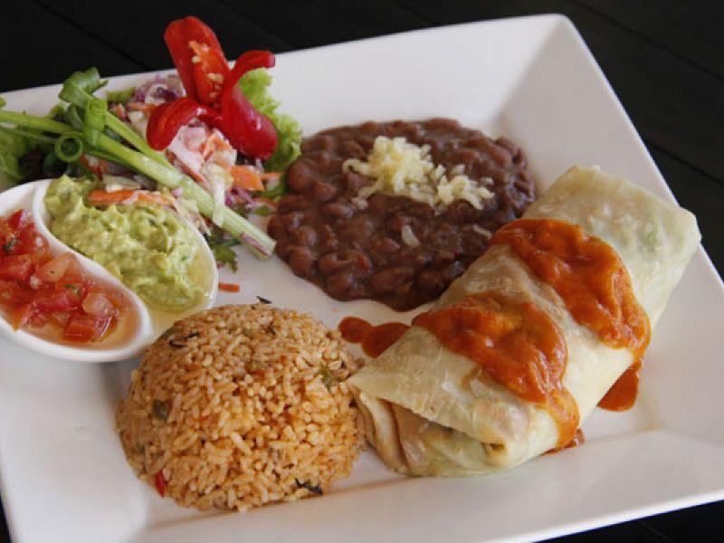 Baja Burritos Beef